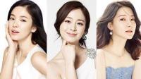 她打败宋慧乔 成韩国人最爱美女