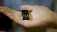 """世界最小手机 手机界的""""拇指姑娘"""""""