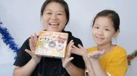 苏桐小朋友再次做食玩高些坏了, 甜甜圈制作挑战, 日本创意食玩