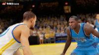 【布鲁】NBA2K15生涯模式:当库里面对乔丹!十天合同最后一战(七)