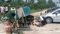 交通事故合集20180801plus: 每天最新车祸实例, 助你提高安全意识