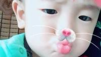 【寒哥口琴】《学猫叫》(小潘潘、小峰峰)半音阶口琴SP64