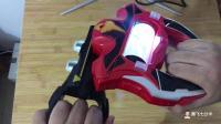 腾飞说玩具04 捷德奥特曼刚燃形态变身胶囊展示