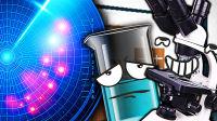 【屌德斯&小熙】 Roblox躲猫猫模拟器 全新高科技装备雷达!让隐藏者无处遁形!