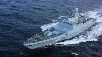 第1期 俄舰艇战力超过052C