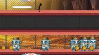 火柴人游戏: 火柴人超能战士打败机器人军团