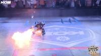 【KOB 武汉站初赛02】葫芦娃、火星人铁甲都出现了, 这是在玩机器人大乱斗?
