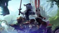 【逍遥小枫】狼人老鼠兔子熊, 四只野兽之间不得不说的故事! | 阿门罗(Armello)#1