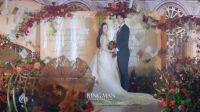 「学霸是没有时间谈恋爱的,所以我们选择结婚·Kanxian + Kunhua 」婚礼电影 | RingMan婚礼影像