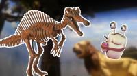 侏罗纪世界 剑龙恐龙蛋趣味拼装