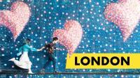 一对儿吃货的伦敦逛吃之旅! 丨小墨与阿猴 旅行短片
