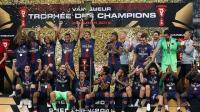 [13分钟集锦]法超杯-迪马利亚2球内马尔登场 巴黎4-0摩纳哥夺六连冠