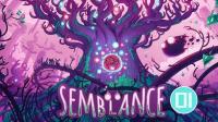 安逸菌《Semblance》横板RPG解谜游戏Ep1 整个世界都绿了