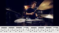 ★ME威律动★Jeff Randall - Learn 3 Classic STEVE JORDAN Grooves
