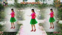 阳光美梅原创广场舞《情人相见分外眼红》简单32步-编舞: 美梅2018最新广场舞视频