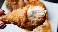 炸鸡竟然可以做的这么焦香好吃!