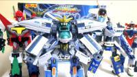 日本wotafa评测 新干线变形机器人 Shinkalion DXS09 500 KODAMA