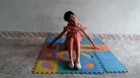 中国舞蹈家协会中国舞考级第二级2-1《大脚丫 小脚丫》亲子早教 儿童舞蹈 幼儿舞蹈 少儿体操律动幼儿园六一舞蹈 亲宝儿歌儿童玩具