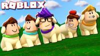 小格解说 Roblox宠物模拟器: 收养可爱闪电狗! 超级萌宠金币大作战! 乐高小游戏