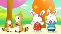 兔小贝之动物奇缘 003 捕猎的本领是动物天生的吗