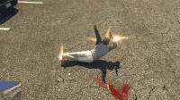 [GTA5 HoHo]全新钩锁枪(下): 三兄弟螺旋升天