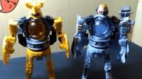 宇宙战队DX蛇夫航行者-萝卜吐槽番外模玩分享