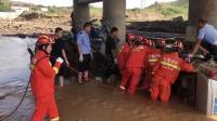 白银市暴雨引发山洪 多车被冲走已致8人遇难