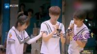 高能少年团: 杨紫和任嘉伦的相爱相杀太搞笑, 一山可是吃醋了哦!