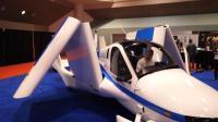 老外发明会飞的汽车, 一个按钮就可汽车秒变飞机, 定价200万欧元