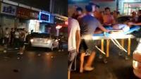 男子酒驾致1死2伤 被抓后称: 要多少钱都赔