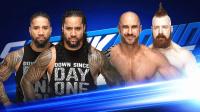 WWE2018年8月12日狂野角斗士之WWE美国职业摔角
