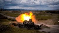 这才是我军坦克该去的国际比赛: 动辄核打击 99A 去都不一定能赢