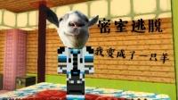 我的世界中国版手机解密 逃离密室1(上)我变成了一只羊