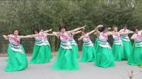 紫竹院广场舞——为你等待, 清水芙蓉淡雅靓丽, 竹林美人翩翩起舞