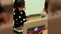 这里的DJ全是不到三岁的小宝宝