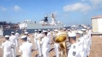 中国一支舰队驶向中东, 关键时刻表明态度, 全世界都松了一口气