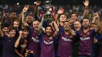 [12分钟集锦]西超杯-梅西助攻登贝莱世界波 巴萨2-1逆转夺冠