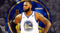【布鲁】打散全联盟! 勇士挑选詹姆斯做核心! NBA2K18梦幻选秀(1)