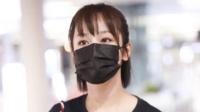 杨紫机场秀张一山潮牌 网友:站定cp不放松!