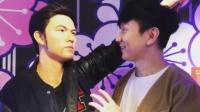 八卦:林俊杰见周杰伦蜡像调侃:把我变来陪你