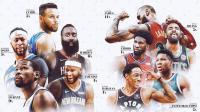 【布鲁】从全联盟挑选15个球员组建NBA最强球队! NBA2K18梦幻选秀!
