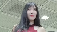 180722 2018 首尔汽车沙龙 韩国美女模特 车模 김슬아(金瑟雅)