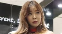 180719-22 2018 首尔汽车沙龙 韩国美女模特 车模 한소울(韩邵蔚)