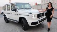 迪拜富翁都买 全新奔驰 G-Wagen G63 2019