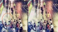 上海店招脱落致3死6伤店主被处置