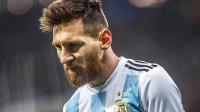 梅西暂退阿根廷国家队!