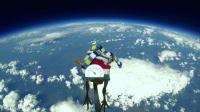 俄罗斯小伙给鸡肉穿保暖衣送上太空会发生啥? -70℃的低温速冻鸡?