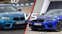 BMW M2 挑战M5!