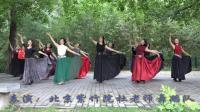 紫竹院广场舞——贝加尔湖畔, 有一种美叫超凡脱俗!