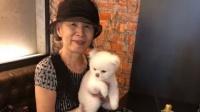 八卦:周杰伦晒妈妈照片 抱狗狗微笑气质佳